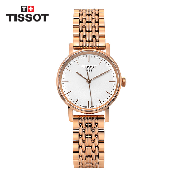 [티쏘시계 TISSOT] T109.210.33.031.00 (T1092103303100) T-Classic Everytime Lady 30mm