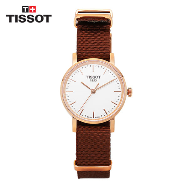 [티쏘 TISSOT] T109.210.37.031.00 (T1092103703100) / T-Classic Everytime Small 30mm