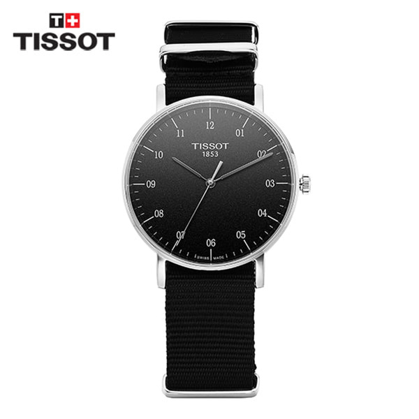 [티쏘 TISSOT] T109.410.17.077.00 (T1094101707700) / T-Classic Everytime Medium 38mm