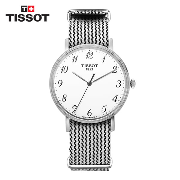 [티쏘 TISSOT] T109.410.18.032.00 (T1094101803200) / T-Classic Everytime Medium 38mm