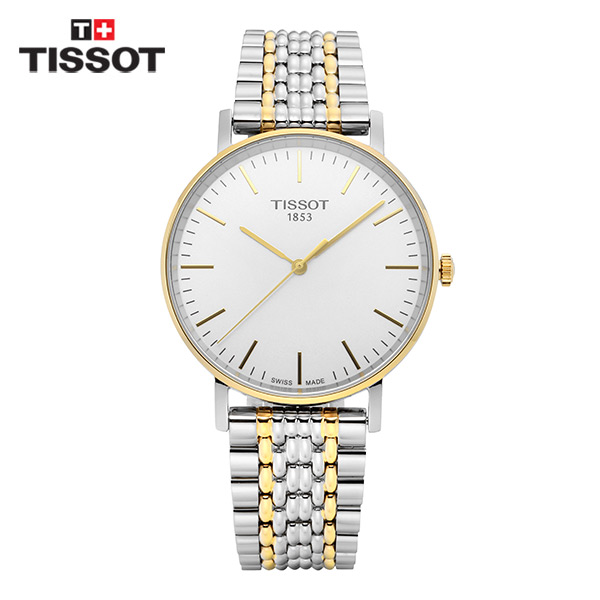 [티쏘시계 TISSOT] T109.410.22.031.00 (T1094102203100) T-Classic Everytime Medium 38mm