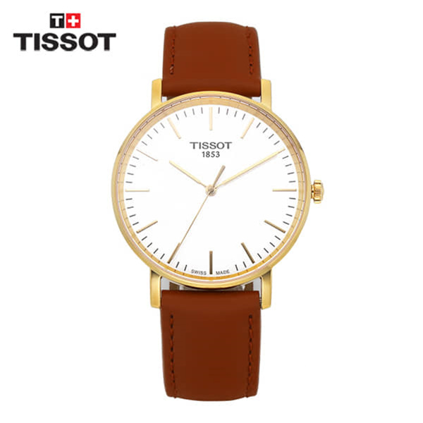 [티쏘 TISSOT] T109.410.36.031.00 (T1094103603100) / T-Classic Everytime Medium 38mm