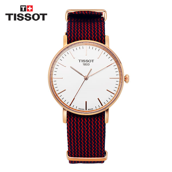[티쏘 TISSOT] T109.410.38.031.00 (T1094103803100) / T-Classic Everytime Medium 38mm