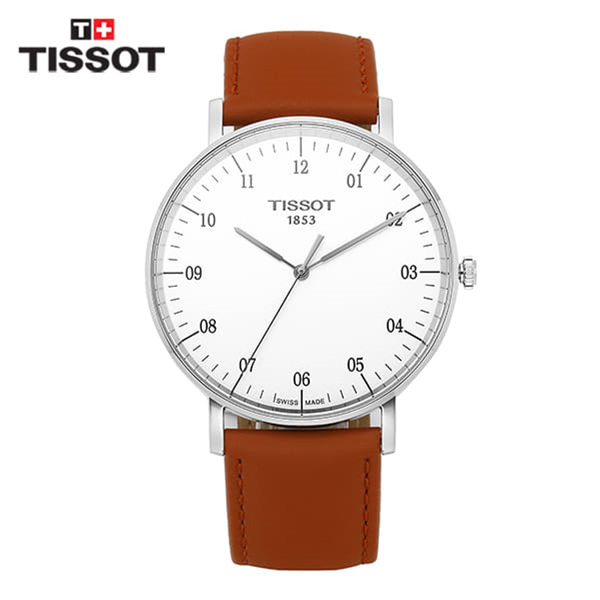 [티쏘 TISSOT] T109.610.16.037.00 (T1096101603700) / T-Classic Everytime Large 42mm