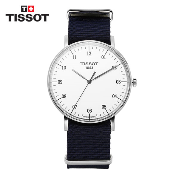[티쏘 TISSOT] T109.610.17.037.00 (T1096101703700) / T-Classic Everytime Large 42mm