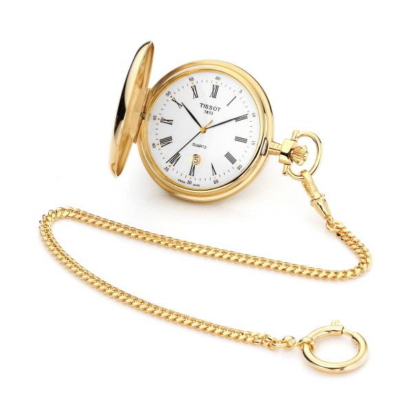 [티쏘시계 TISSOT] T83.4.553.13 (T83455313) SAVONNETTE QUARTZ 48.5mm