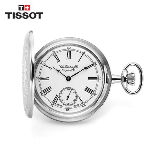 [티쏘 TISSOT] T83.6.454.13 (T83645413) / SAVONNETTE Automatic 49mm