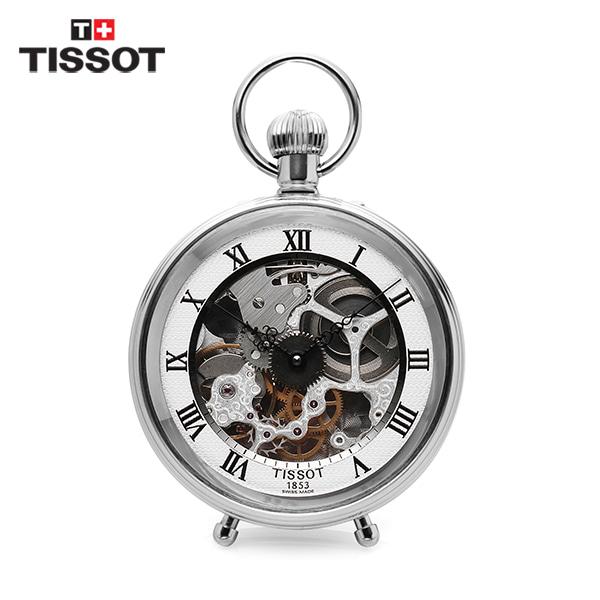 [티쏘시계 TISSOT] T86.6.701.33 (T86670133) T-POCKET 회중시계 49mm