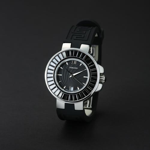 [토스카나 TOSCANA] STS-B-B3 여성용 게르마늄 시계