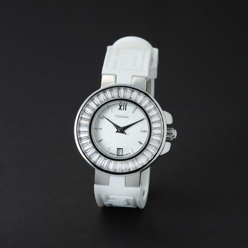 [토스카나 TOSCANA] STS-W-W3 여성용 게르마늄 시계