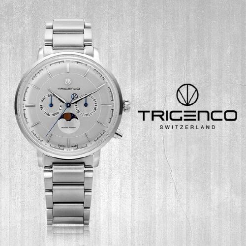 [트리젠코시계 TRIGENCO] TG-1000-WH Zivil(지빌) /SWITZERLAND