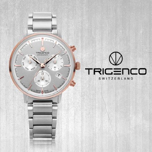 [트리젠코시계 TRIGENCO] TG-3000-WRG Zeitmesser(자이트메써) /SWITZERLAND