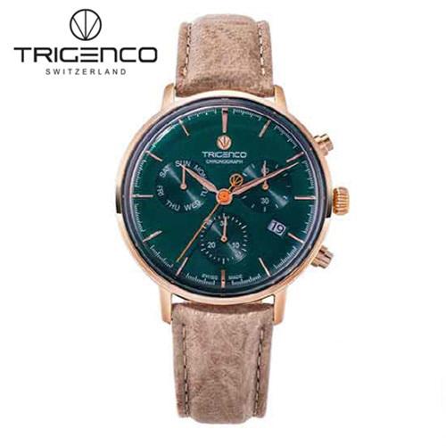 [트리젠코시계 TRIGENCO] TG-3000L-RGNIV Zeitmesser(자이트메써) SWITZERLAND ★브라이언 착용시계