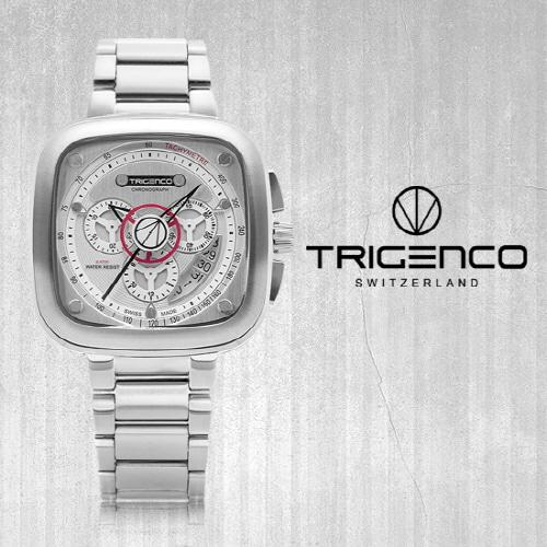 [트리젠코시계 TRIGENCO] TG-5000-WH Forsch(포르쉬) /SWITZERLAND
