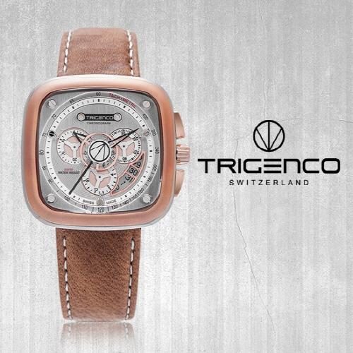 [트리젠코시계 TRIGENCO] TG-5000L-WRG/CM Forsch(포르쉬) SWITZERD 43mm