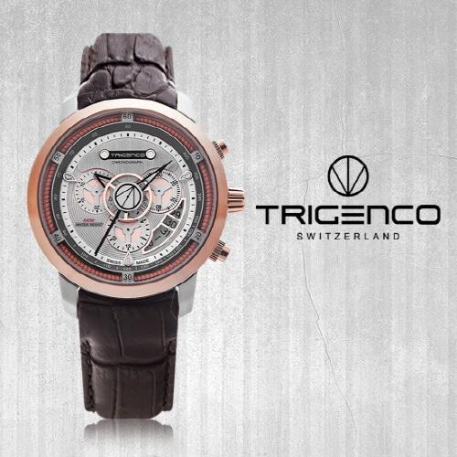 [트리젠코시계 TRIGENCO] TG-5100L-WRG/BR Forsch(포르쉬) /SWITZERLAND