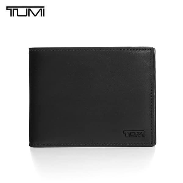 [투미 TUMI] 118633D-ID (0118633D-ID) / 델타 글로벌 더블 Delta Global Double Billfold Wallet