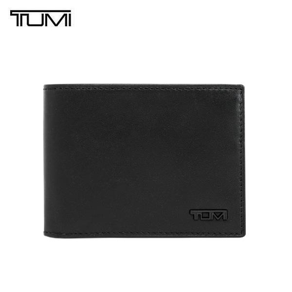 [투미 TUMI] 118634D-ID (0118634D-ID) Double Billfold Wallet / 더블 빌폴드 지갑