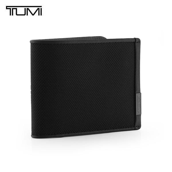[투미 TUMI] 1192333 (0119233D) Alpha Double Billfold 119233 (Black) / 투미 알파 더블 빌폴드 4cc 지갑