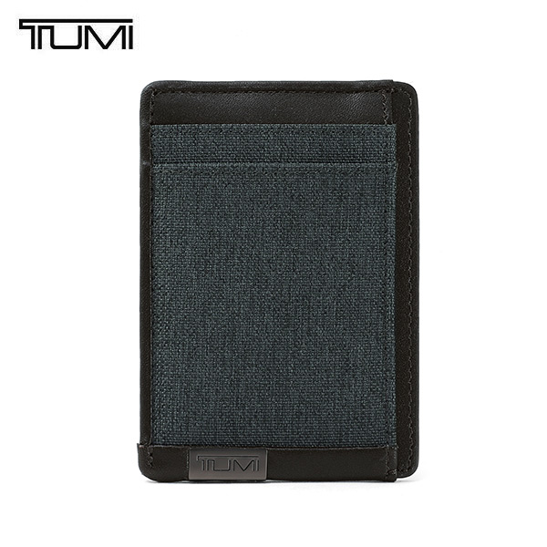 [투미 TUMI] 0119251ATID (119251ATID) Alpha ID Lock™ Money Clip Card Case / 투미 알파 머니클립 카드케이스