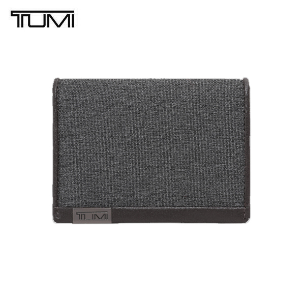 [투미 TUMI] 119256ATID (0119256ATID) Alpha Lock™ Gusseted Card Case / 알파 거스트 카드 케이스