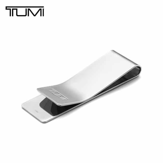 [투미 TUMI] 18602SLV (018602SLV) Money Clip Silver / 투미 머니클립 실버