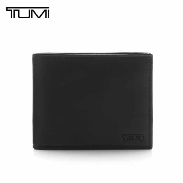 [투미 TUMI] 18633D (018633D) Global Double / 투미 글로벌 더블 8cc 지갑
