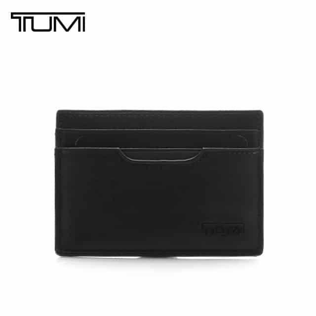 [투미 TUMI] 18651D (018651D) Money Clip Card Case / 투미 머니클립 카드 케이스