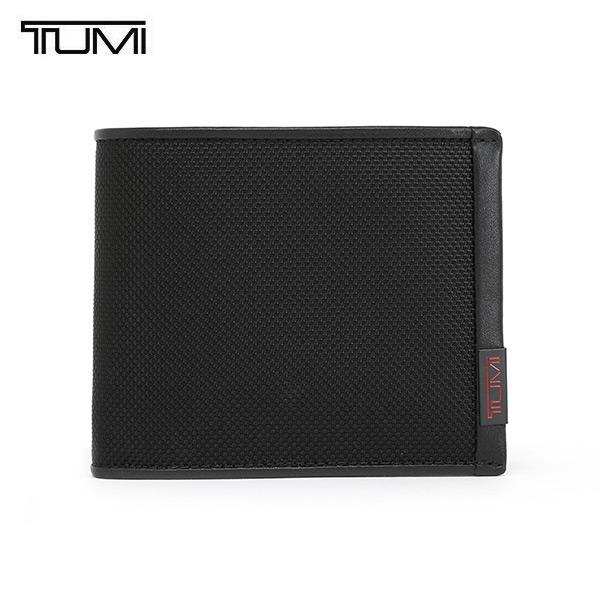 [투미 TUMI] 19232D (019232D) ALPHA Center Flip ID Passcase (Black) 19232 / 알파 글로벌 센터 플립 아이디 패스케이스 반지갑