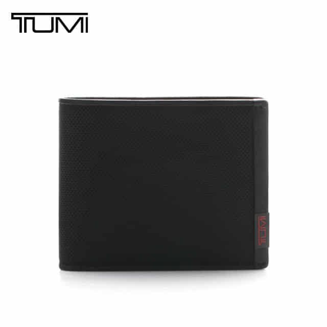 [투미 TUMI] 19237D (019237D) Global Wallet / 투미 글로벌 4cc 동전포켓 지갑