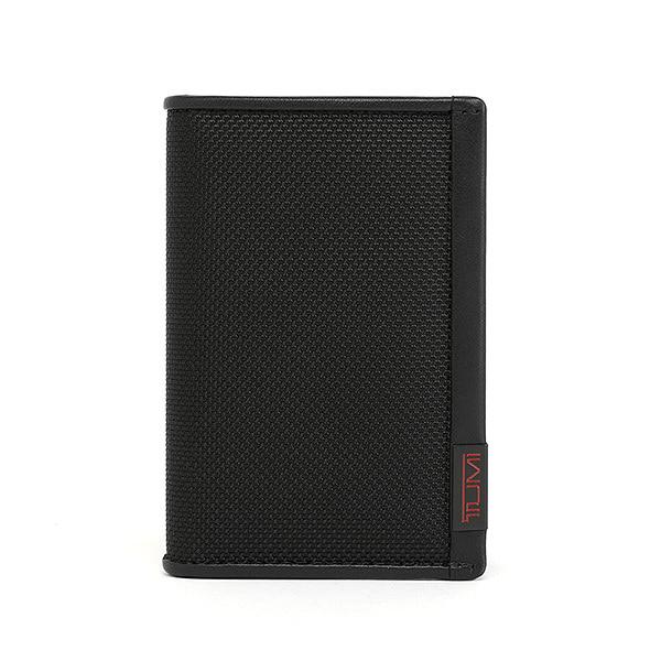 [투미 TUMI] 19274D (019274D) ALPHA Multi Window Card Case (Black) 19274 / 알파 멀티 윈도우 카드 케이스