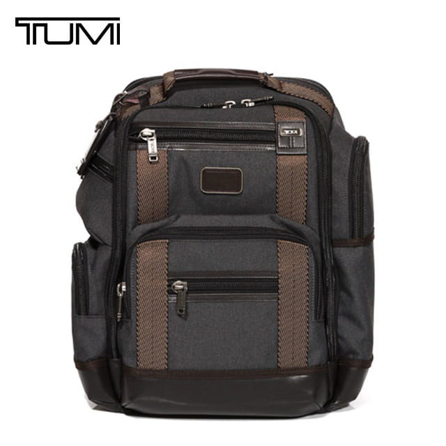 [투미가방 TUMI] 0222382AT2 Kingsville Deluxe 222382 (Anthracite) 백팩 Kingsville Deluxe Brief Pack