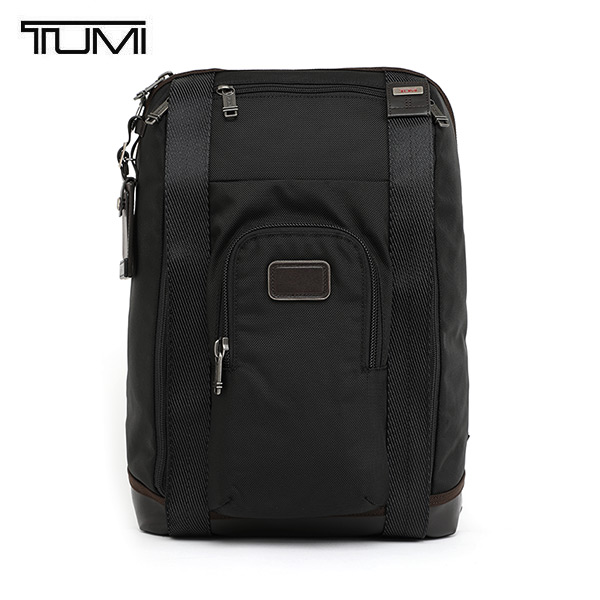 [투미 TUMI] 222392HK2 (0222392HK2) ALPHA BRAVO Edwards Backpack (Hickory) 222392 / 알파 브라보 에드워즈 백팩