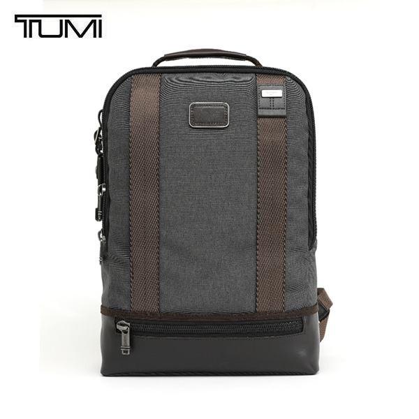 [투미 TUMI] 222682AT2 (0222682AT2) ALPHA BRAVO Dover Backpack (Anthracite) 222682 / 알파 브라보 도버 백팩
