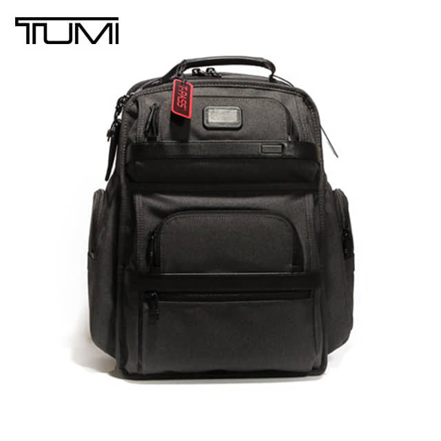 [투미 TUMI] 26578AT2 (026578AT2) Alpha2 (Anthracite) T-PASS BUSINESS CLASS BRIEF PACK / 알파2 T-Pass 비즈니스클래스 브리프 백팩