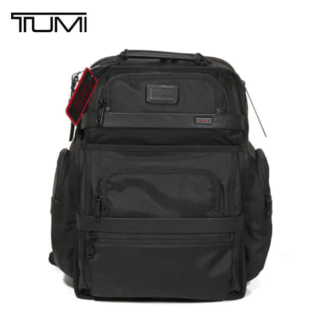 [투미가방 TUMI] 026578D2 Alpha 2 26578 (Black) T-Pass 백팩 Tumi T-Pass Business Class Brief Pack