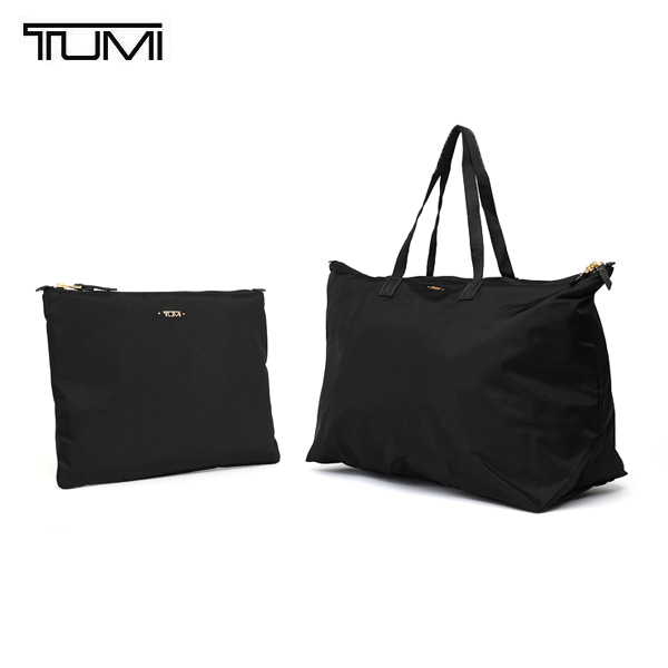 [투미 TUMI] 481849DP (0481849DP) VOYAGEUR Tumi Just In Case Travel Duffel (Black) 481849 / 보야져 저스트 인 케이스 더플백