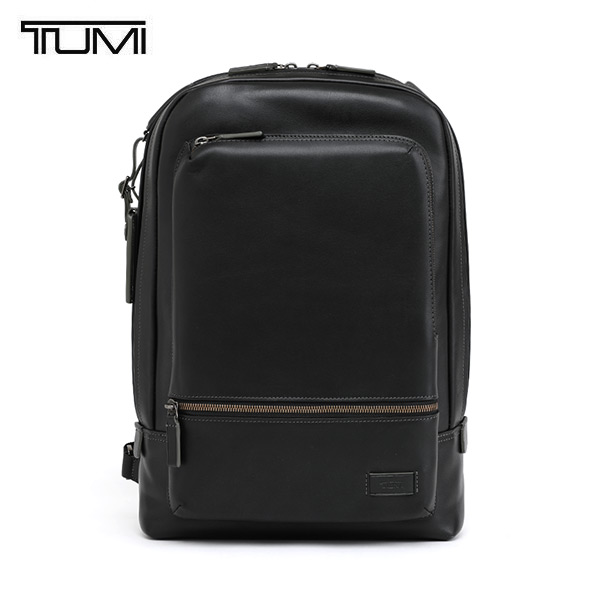 [투미 TUMI] 63011D (063011D) HARRISON Bates Backpack (Black) 63011 / 해리슨 베이트 백팩