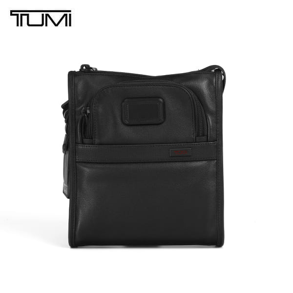 [투미 TUMI] 92110D2 (092110D2)/ 알파2 가죽 포켓백 ALPHA2 Leather Pocket Bag Small