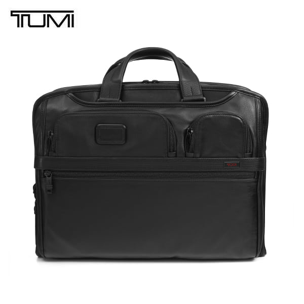 [투미 TUMI] 96114D2 (096114D2)/ 알파2 컴펙트 스크린 브리프 ALPHA2 Compact Large Screen Laptop Leather Brief