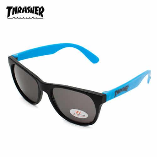 [트래셔 Thrasher] 3138039-BLU 선글라스 Logo Sunglasses
