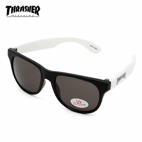[트래셔 Thrasher] 3138039-WHT 선글라스 Logo Sunglasses