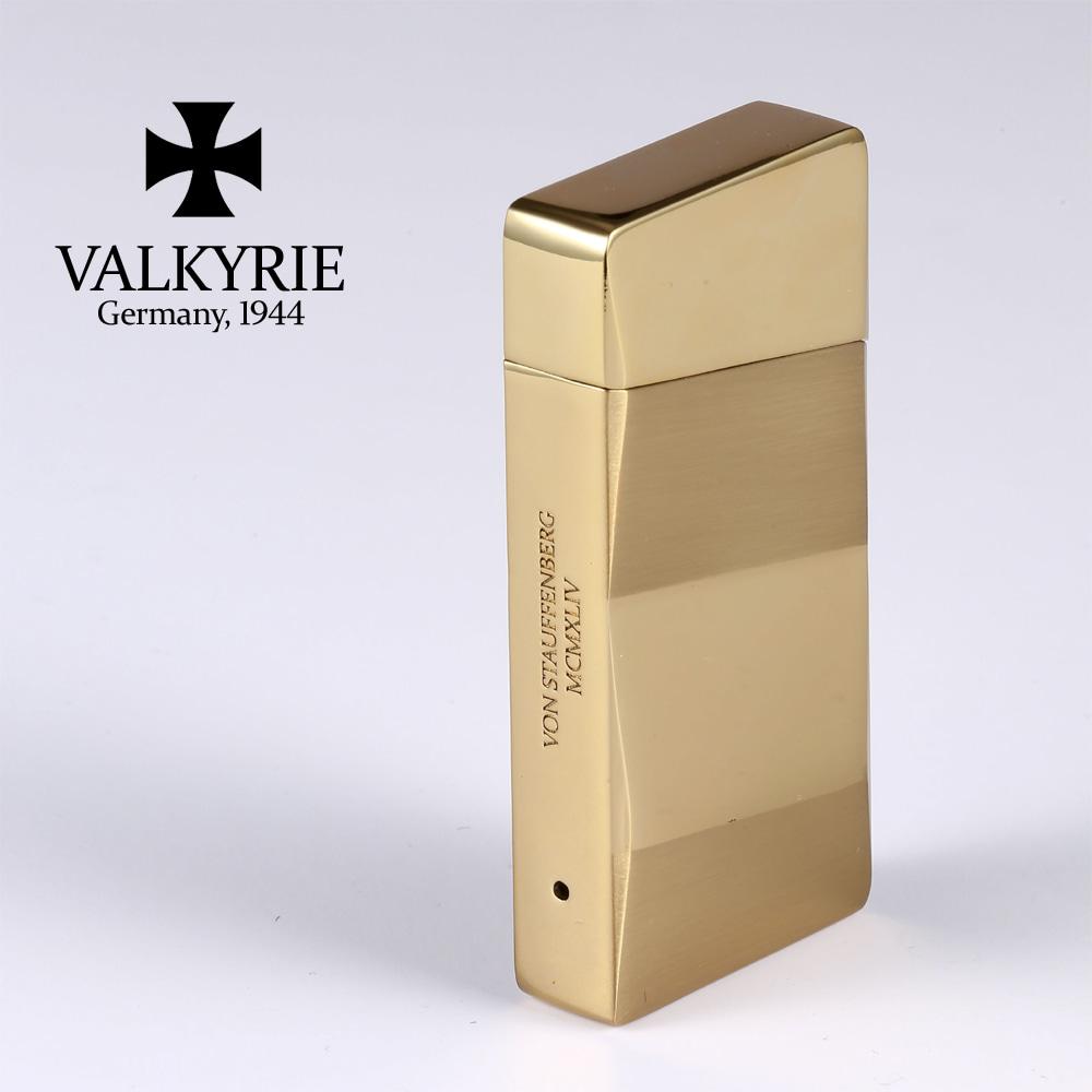 [발키리 VALKYRIE] 발키리 썬더파이어 일렉트릭 라이터 V-501G(골드) 18K금도금