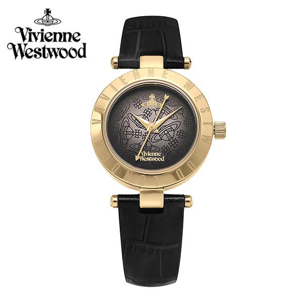 [비비안웨스트우드] VV092BKBK 웨스트본2 Westbourne2 쿼츠 여성 가죽 시계 28mm 타임메카