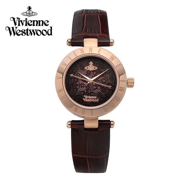 [비비안웨스트우드시계] VV092BRBR 웨스트본 Westbourne 여성용 가죽시계 28mm 타임메카