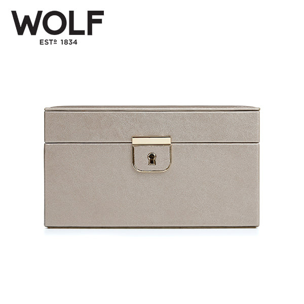 [울프 WOLF] 213178 / 보석함 Palermo Small Box Pewter 타임메카