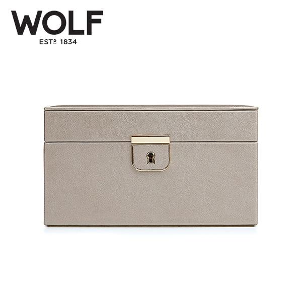 [울프 WOLF] 213178 / 보석함 Palermo Small Box Pewter 타임메카
