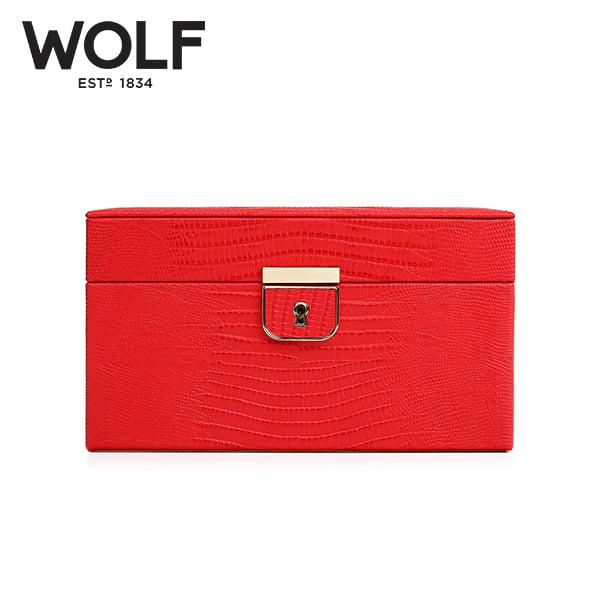 [울프 WOLF] 213193 / 보석함 Palermo Small Box Coral 타임메카