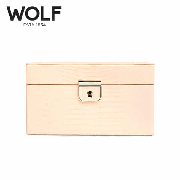 [울프 WOLF] 213194 (Palermo Small Box Blush) / 보석함 Jewel Box