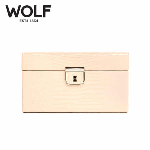 [울프 WOLF] 213194 / 보석함 Palermo Small Box Blush 타임메카